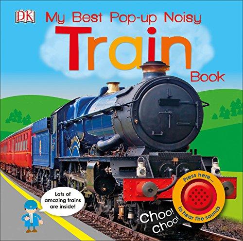 My Best Pop-up Noisy Train -