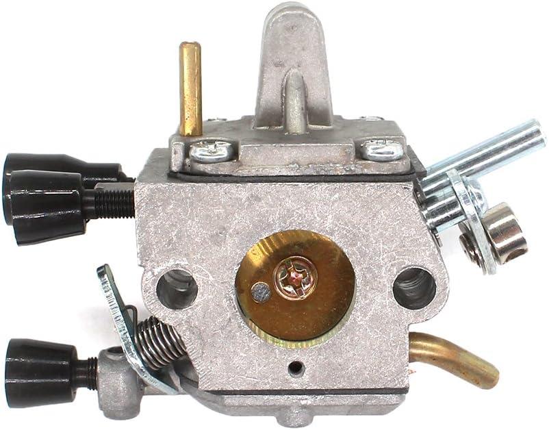 AISEN Kit filtro dellaria per Stihl FS120 FS120R BT120 BT120C FS200 FS200R SP200 FS250 FS250R HT250 FT250 FS300 FS350 FR350 FR450 FR480 4134 120 0652. ricambio 4134 120 0 653