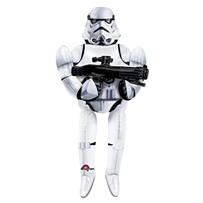 "Star Wars Storm Trooper Airwalker Balloon 70"": Anagram: Toys & Games"