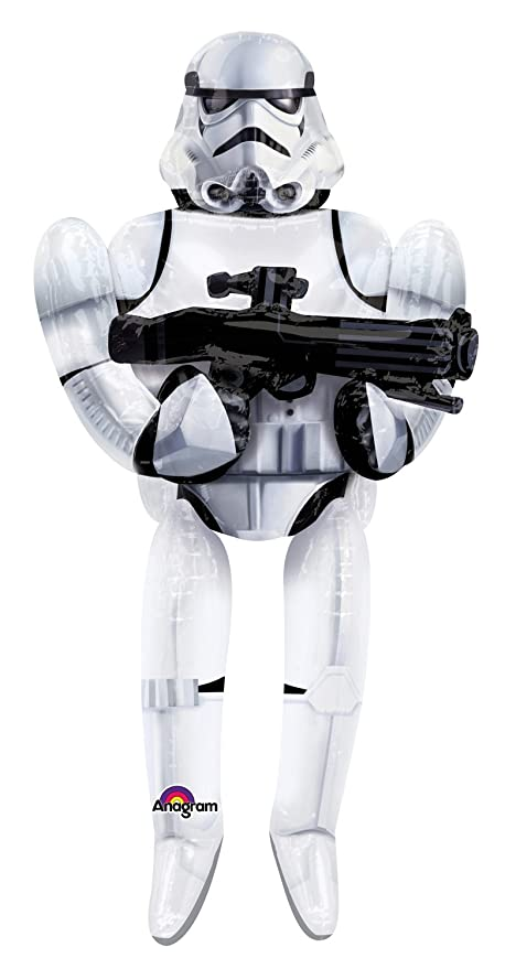 Image Unavailable. Image not available for. Color  Star Wars Storm Trooper  ... 440de690a2