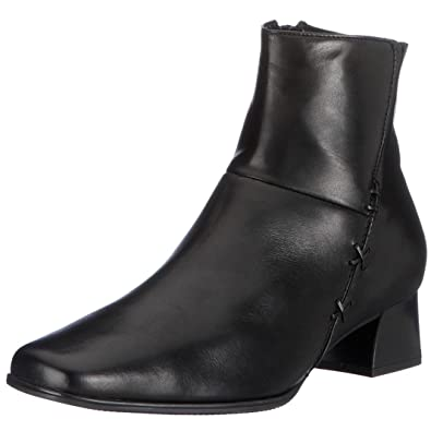 Gabor Shoes Damen Basic Kurzschaft Stiefel, Schwarz (Schwarz 27), 40 EU