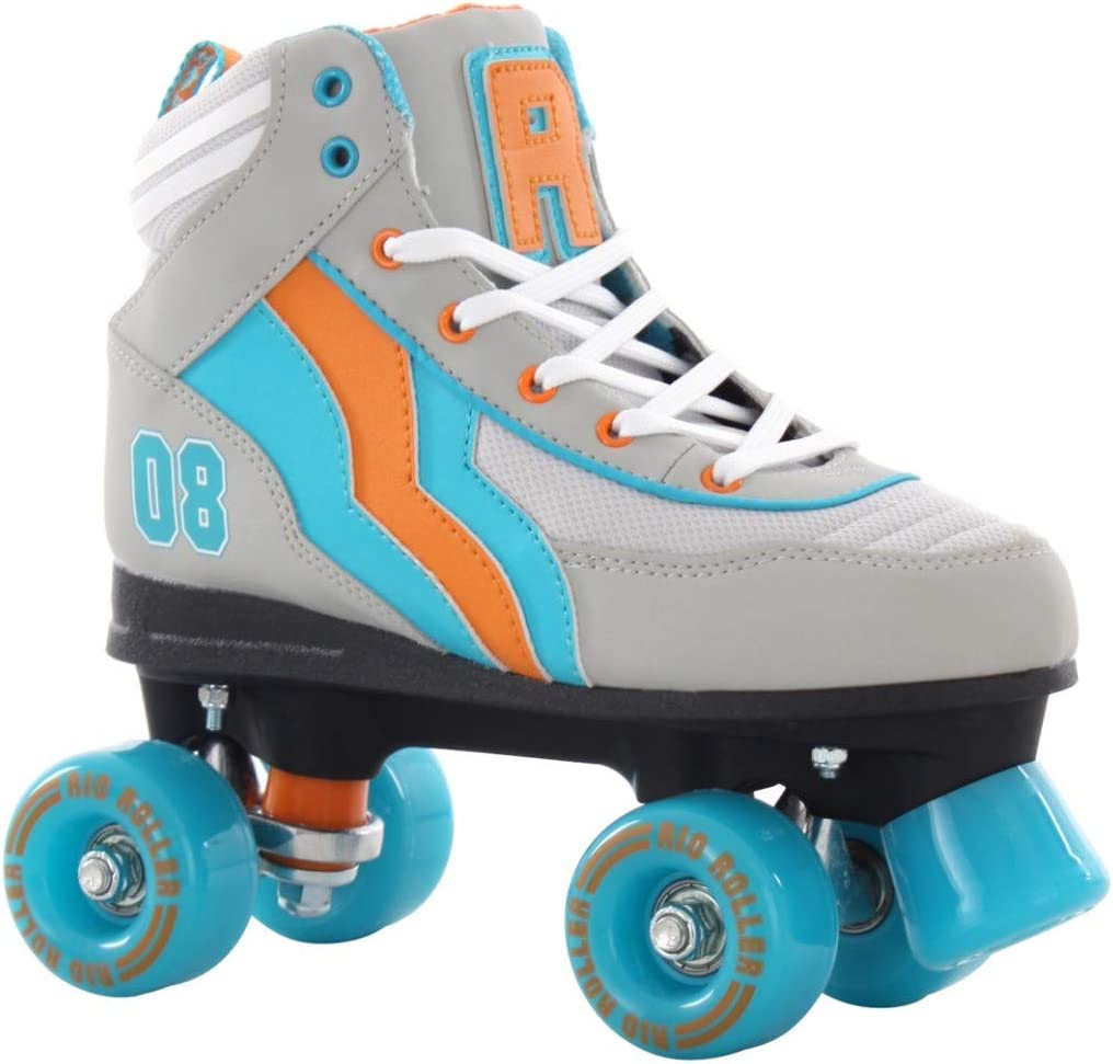 Rio Roller Rio215 Rollers Unisexes pour Adulte