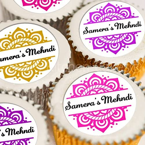 30TH BIRTHDAY CUPCAKE TOPPERS X24 EDIBLE FAIRY CAKE DECORATIONS FAST POST!