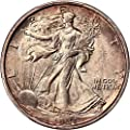 1921 P Walking Liberty Halves Half Dollar MS64 PCGS\CAC