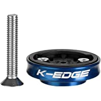 K-Edge Gravity cap, Supporto da Manubrio per Garmin