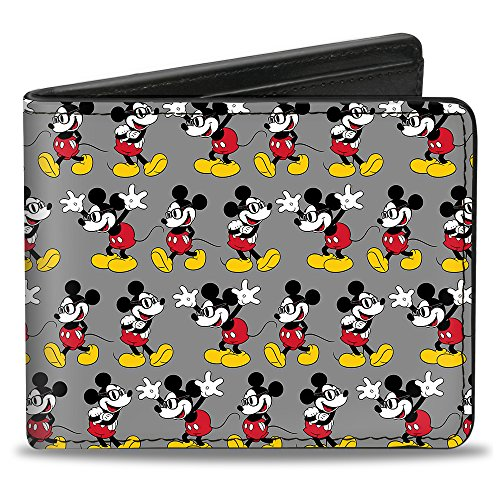 Which is the best mickey mouse wallet for men?