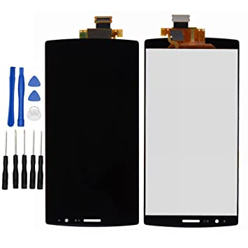 ixuan für LG G4 H810 Display Schwarz Digitizer LCD: Amazon.de ...