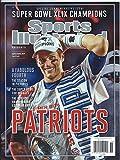 Sports Illustrated 2014 New England Patriots Super Bowl 49 XLIX Champions Commemorative Magazine Tom Brady