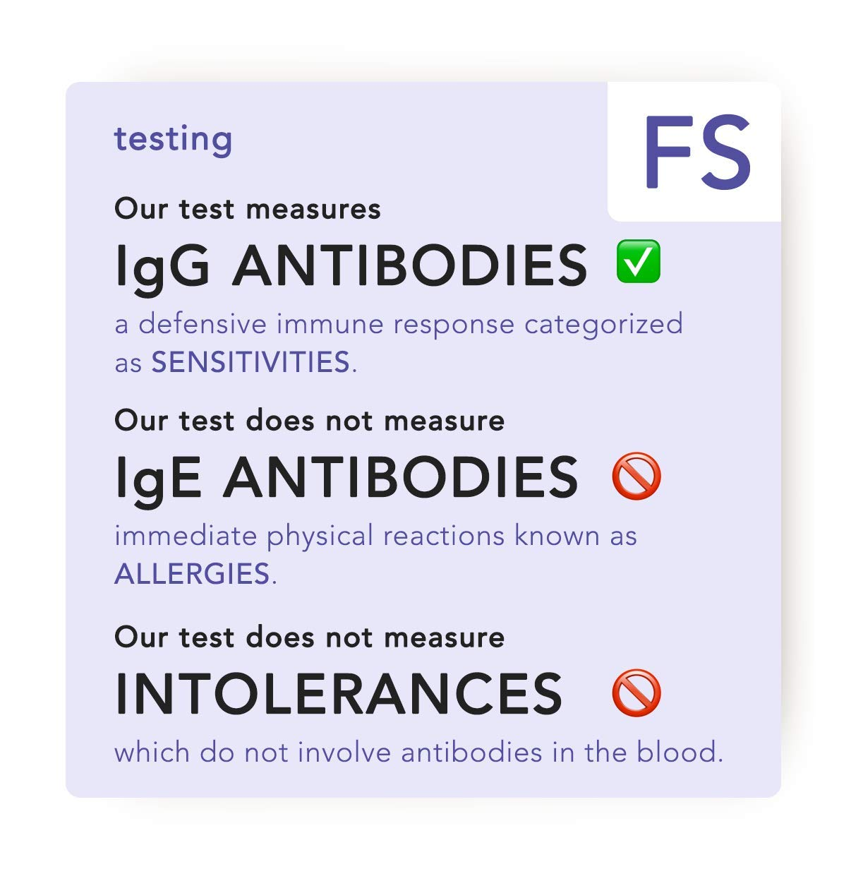 EverlyWell - at-Home Food Sensitivity Test- Learn How Your Body Responds to  96 Different Foods (Not