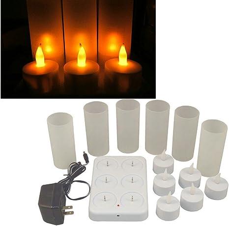 LED Tea Light Holders