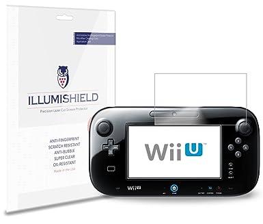 Illumishield Nintendo Wii U Gamepad Screen Protector Japanese