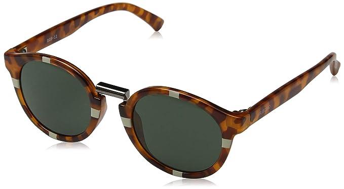 Mr. Boho   Fitzroy   Cream / Leo Tortoise - Gafas de sol para hombre y mujer