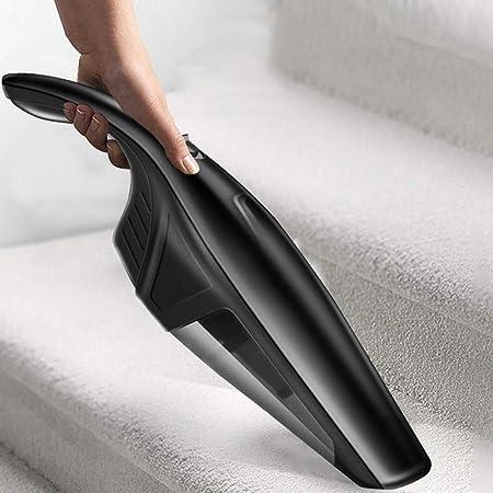HL-TD Aspirador del Coche Limpiador Portátil De Mano Húmedos Y Secos De Doble Uso De 120W De Alta Potencia USB Inalámbrico Multifuncional: Amazon.es: Hogar