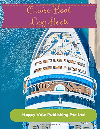 Cruise Boat Log Book
