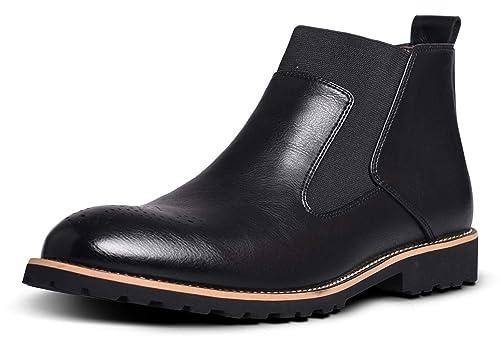 TUOKING 80328, Botines Chelsea para Hombre: Amazon.es: Zapatos y complementos