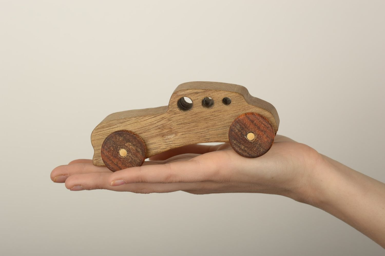 Amazon Com Stylish Handmade Wooden Toy Wheeled Car Toy Birthday