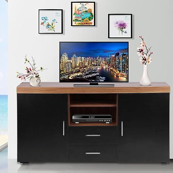 Dreamling Mueble de entretenimiento para TV, diseño moderno ...