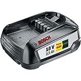 Bosch 2.5 Ah Accessorio Power 4All Batteria al Litio da 18 V