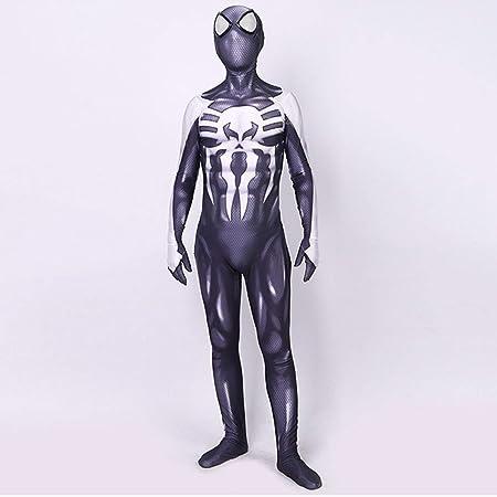 werty Traje De Anime De Spider-Man Traje Ajustado Traje De ...