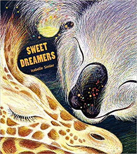 Sweet Dreamers by Isabelle Simler from Eerdmans Books for Young Readers