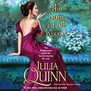 The Sum of All Kisses Audiobook