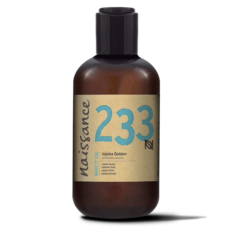 Naissance Jojobaöl Gold 250ml 100% rein: Amazon.de: Drogerie ...