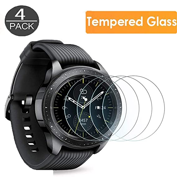 Amazon.com: iHYQ Screen Protector for Samsung Galaxy Watch ...