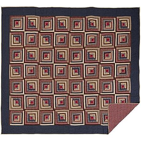 VHC Brands Braxton 29188 Quilt Luxury King