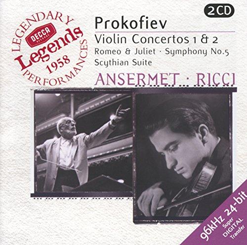 Prokofiev: Romeo and Juliet, Ballet Suite, Op.64a, No.1 - 6. Romeo and Juliet