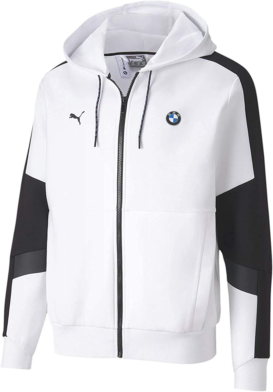 PUMA BMW MMS Hooded Sweat Jacket, Chaqueta Deportiva
