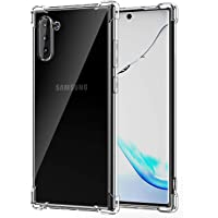 Matone Crystal Clear Slim Protective Galaxy Note 10 Case
