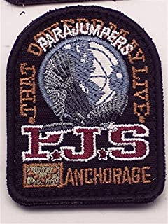 parajumpers velcro patch