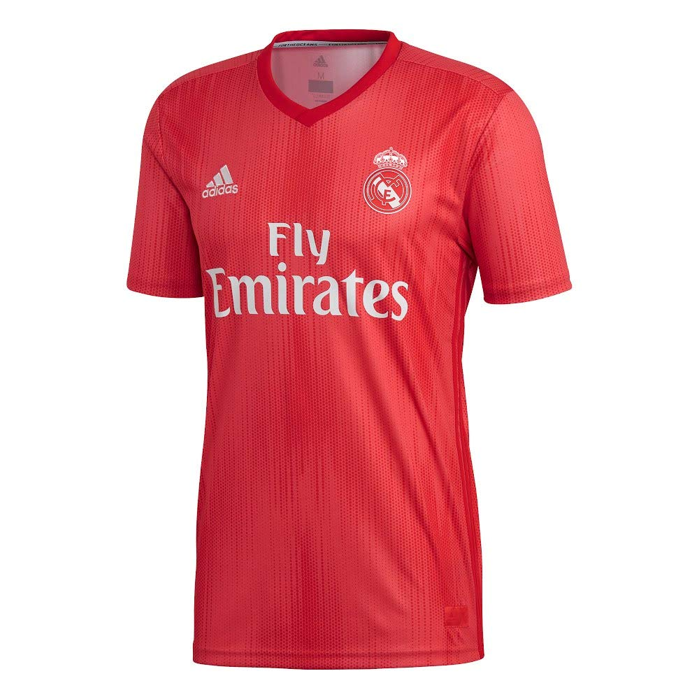 detailed look c9112 bb599 Real Madrid 3rd Authentic Mariano 7 Jersey 2018/2019 ...