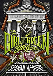Book Cover: The Girl in the Green Silk Gown
