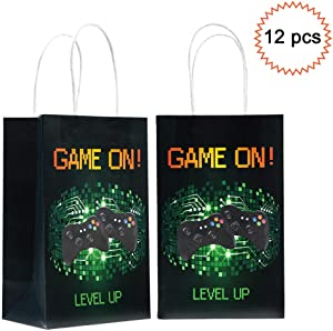 Giveaway: Happy Storm Video Game Party Bags Gaming Party Supplies...