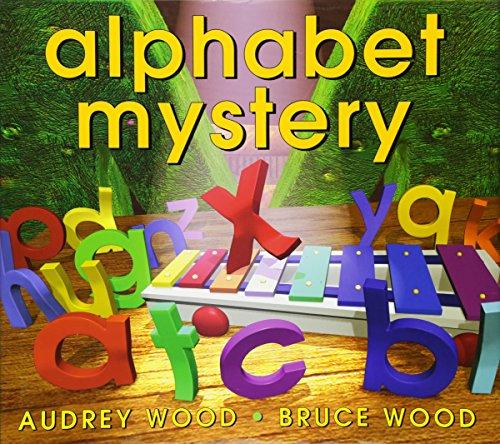 Alphabet Mystery by Blue Sky Press