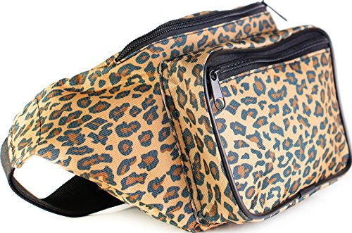 large kids SoJourner Pack Bag small women Waist for and medium fits Cheetah men Bum 8qCr8F7