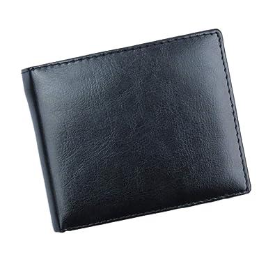 hot sale online c635a a7a94 Amazon   財布 メンズ 二つ折り 人気 Dafanet 薄型 財布 人気 本 ...