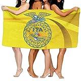 National FFA Organization Over-Sized Cotton Batch Towel