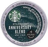 2017 Starbucks Anniversary Blend, K-cup 12-count