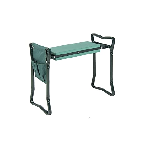 Garden Kneeler And Seat   Protects Your Knees, Clothes From Dirt U0026 Grass  Stains
