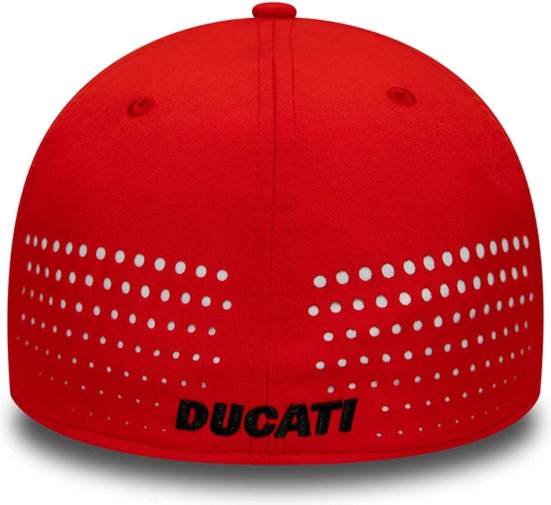Ducati Corse FA19 39Thirty Stretch Cap Rot New Era