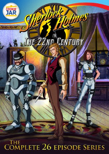 Sherlock Holmes in the 22nd Century - Complete Series by Mill Creek Entertainment