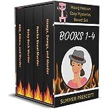 Hawg Heaven Cozy Mysteries: Books 1 - 4