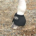 Professionals Choice Equine Ballistic Hoof Overreach Bell Boot, Pair by Professionals Choice