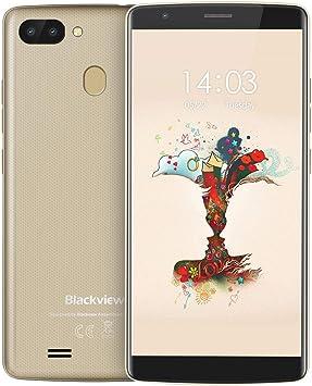Blackview A20 Pro (2018) Smartphone Libres Dual SIM, 5.5