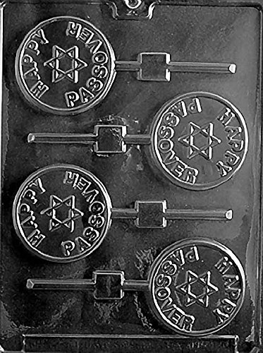 - Passover Lollipop Sucker Jewish Holiday Chocolate Mold Party Favors Ships Same Day m273