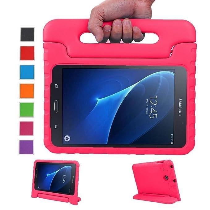 LEADSTAR Kinds Funda para Samsung Galaxy Tab A 7.0 caso niños EVA destinado a prueba de golpes cubierta estuche protector caso para Samsung Tab A ...