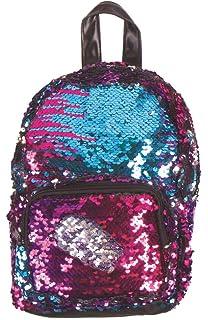 172757b20e Funky Junque Women s Girls Backpack Festival Rave School Sequin Daypack