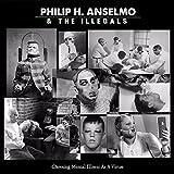 61AqMa7MdwL. SL160  - Philip H. Anselmo and The Illegals - Choosing Mental Illness As A Virtue (Album Review)